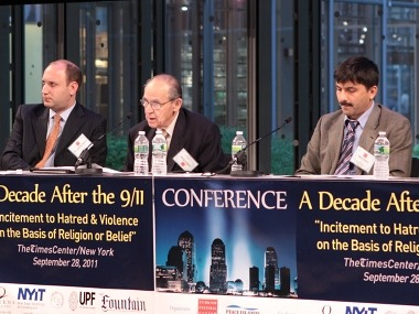 Peace Islands Institute 9/11 Conference