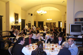 Dialog and Unity Dinner